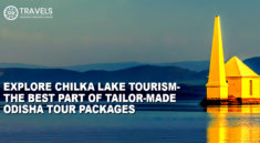 Explore Chilka Lake Tourism- The Best Part of Tailor-Made Odisha Tour Packages