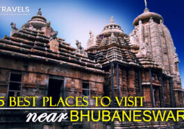 5 Best Places to Visit near Bhubaneswar