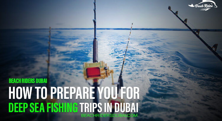 Deep Sea Fishing Trips in Dubai